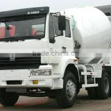 New Arrival China GOLDEN PRINCE 6 x4 Concrete Mixer Truck