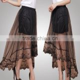 Free Shipping Hot Sexy Style Ladies Clothes Thin Two Piece African Dress With Cheap Price