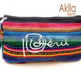 Cheap Aguayo Handmade lined cosmetic bags
