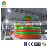 Hot giant inflatable fun city/fun land for kids for sale
