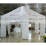 advertising inflatable tent with customized logos for party and event