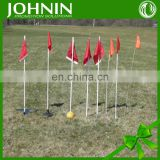 Whole sale customized size high quality soccer corner flag