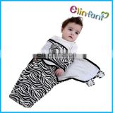 Elinfant hot sales 100% cotton swadding blanket for newborn babies