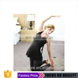 New design sexy Bamboo maternity spring yoga top