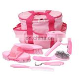 china supplier pink color cosmetic bag for promotion