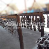 FUWA QUY80 track shoe track pad for cranes