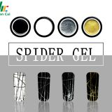 wholesale price 12 color spider gel for nail art nail painting soak off uv gel nail polish