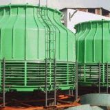 Frp Induced Draft Cooling Tower 350t Dry Quenching Bath