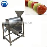 Industrial apple mango juicer machine, fruit juice processing equipment