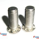FH-M2.5-6/8/10/12/15/18 Self-clinching Studs And Pins Zinc-Plated Carbon Steel PEM Standard Studs Factory Wholesales