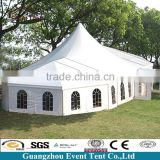 Luxury high peak party tent/pole marquee tent for sale