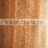 high grade cheap natural wood gurjan face veneer sheets used South America Natural Rosewood for furniture wall hotel decoration