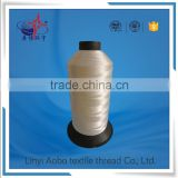 hotsale1000D pp thread / polyester thread with best and competitive price/ polyester filament thread
