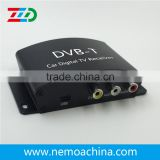 Car DVB-T (MPEG-4) digital TV receiver box with touch screen or Remote control support (Model No.: NB1222DT)