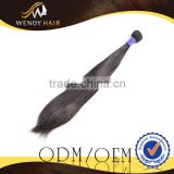 Best Quality 5A Weft Wholesales virgin malaysian silky straight hair
