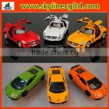 1/36 diecast model cars pull-back diecast toys