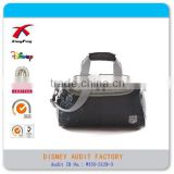 XF-12008 New style directly factory travel bag with Velcro and shoulder strap