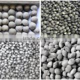 High density roller pressure ball machine for aluminum slag