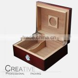 Beautiful Luxury Can Hold 50 Cigars Humidor wholesale