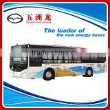 35 seater RHD pure electric city bus for island country