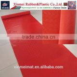 entrance plastic pvc flooring cow mat