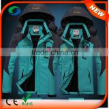 Good Quality Men's Smart Coat Women's Sports Heated Jackets                                                                         Quality Choice