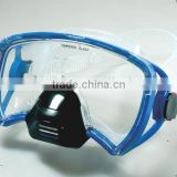 Factory Price Comfortable Diving Mask Snorkel Auto-Clip System