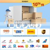 competitive express drop shipping rates from china to usa by dhl/ups/tnt/fedex