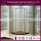 Wholesale Super Quality Special Design Glass 2 Panel Shower Screen Slide System (kk3037)