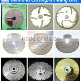 from china best price diamond blade for cutting tile electroplated diamond tile saw blade