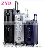 Aluminum Luggage Wholesale, Urban Luggage With Telescoping Luggage Handle ZYD-HZMtc001