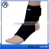 Tourmaline self-heating adjustable ankle strap support with pain relief function in 2016 ce certification aofeite