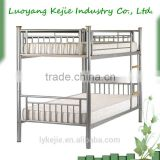 new design solid steel high quality bunk bed with desk and wardrobe Metal Bunk Bed/Metal Bed cheap metal bunk beds