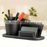 Leather multifunction card bo /PU/PVC name card holder / high grade business card holder