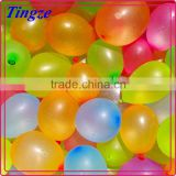 Children party colorful water balloon sex toys latex bunch balloon magic low water balloon price