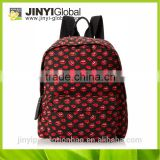 canvas backpack sports bag for teens/ Fashionable teen Natural /Fashion bags/camel mountain