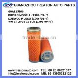 AIR FILTER 00A115466 FOR PUCH G-MODELL 89- DAEWOO MUSSO 99- VW LT 28-35 II BUS 96-
