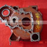 High Quality HT250 flywheel housing, flywheel housing in truck engine