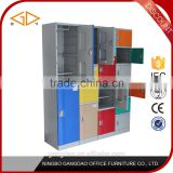 Ningbo Factory sale Assemble plastic portable wardrobe closet cabinet