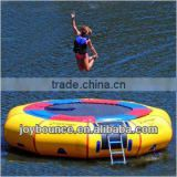 air inflatable sea trampoline,cheap inflatable water trampoline