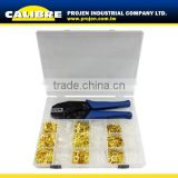 CALIBRE 552PC Open Barrel Terminals electrical terminal Crimping Tool Kit