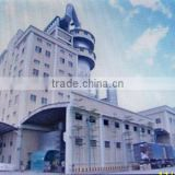 Spray drying detergent powder plant/production line