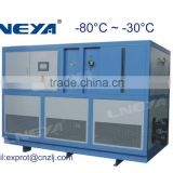 LD-30W Industry freeze installation applied to reactor Temperature range from -80 to -30 degree