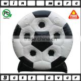 inflatable sport game football goal,inflatable football pitch,soccer shaped soccer goal with shooting target