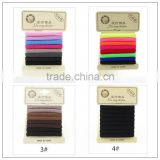 Sports Towel Elastic Nylon Hair Bands For Women And Girls