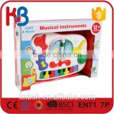 Plastic Musical Instrument Toys for Baby and New Born #10109
