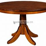 wooden dining table with glass top designs HDT078                                                                         Quality Choice