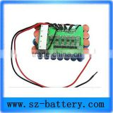18650 24V 18650 li-ion Battery/batterijen/bateria/accu with BMS