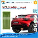 Portable GPS Tracker Waterproof for luggage container vehicle GPS satellite tracking device