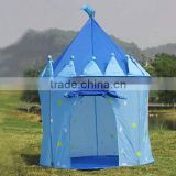 Folding castle beautiful kids tent play house